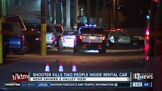 3 people shot Tuesday morning inside of car - Video