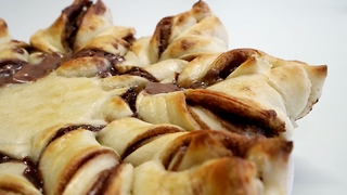 Nutella twirl bread recipe - Video