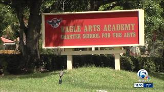 Eagle Arts Academy again unable to pay teachers - Video