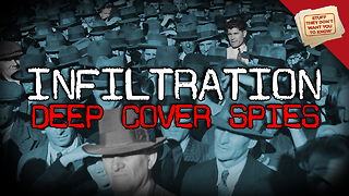 Stuff They Don't Want You to Know: Government Infiltration: Deep Cover Spies - Video