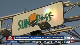 Investigation calls for more Sunpass oversight