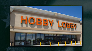 Liberals Outraged With Hobby Lobby Over Pro-Trump Display, Call For Boycott...Again