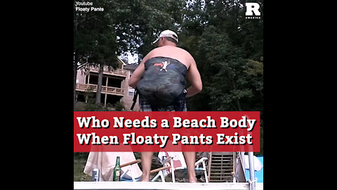 Who Needs a Summer Body When Floaty Pants Exist
