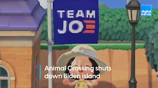 Nintendo shuts down politics in Animal Crossing