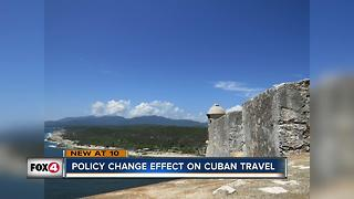 Tour guides react to Trump Cuba policy - Video