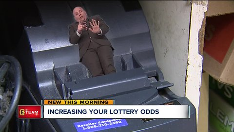 How to increase your lottery odds