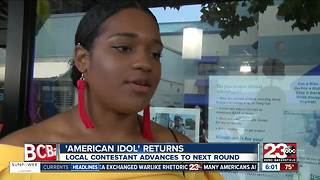 Bakersfield Local makes it to the next round of American Idol