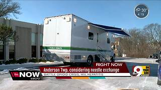 Will Anderson Township welcome syringe exchange? - Video