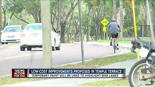 Low-cost improvements proposed in Temple Terrace - Video