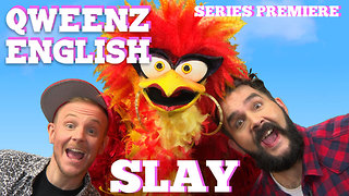 """QWEENZ ENGLISH Series Premiere Episode """"SLAY""""  Featuring ADAM JOSEPH, JONNY MCGOVERN and MISS FUEGO - Video"""