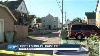 Woman arrested in death of boy found burned in Milwaukee - Video
