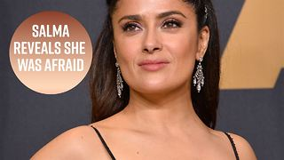 Salma Hayek opens up about Harvey Weinstein - Video