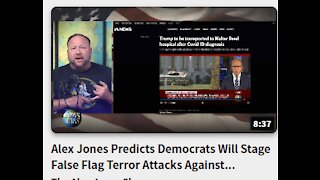 False Flag Terror Attacks Against Themselves And Blame Trump Supporters