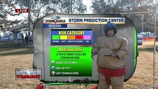 Cameron Weather Roadshow Clip - Video