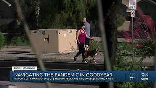 Goodyear Mayor helping residents during coronavirus pandemic
