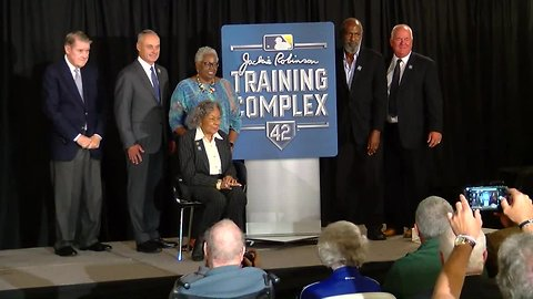 Historic Dodgertown in Vero Beach renamed Jackie Robinson Training Complex