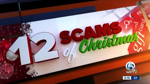 12 Scams of Christmas: Protect yourself this holiday season