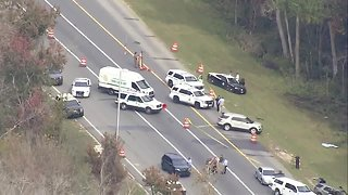 Gunman killed in shootout with deputies on I-75