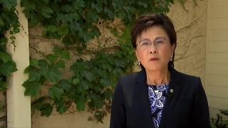 Bakersfield Mayor Karen Goh shares impact  Harvey Hall had in Bakersfield - Video