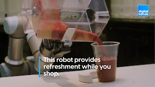 A Smoothie Robot is Coming to Walmart