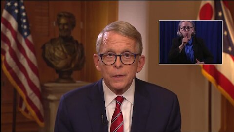 RAW: Gov. Mike DeWine announces new health orders