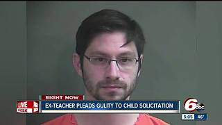 Ex-teacher pleads guilty to sexting middle school student - Video