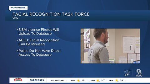 Ohio license, ID pics could be added to facial recognition database soon