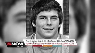 'Families are living this every day,' fatal overdoses up among teens - Video