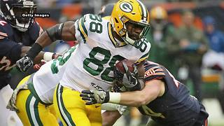 Packers' Ty Montgomery's charity fights trafficking among fostered youth - Video