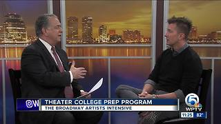 Kravis Center hosts theater college prep program - Video