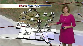 Jennifer's Evening Forecast - Video