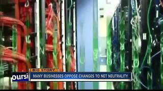 Net Neutrality vote impact - Video