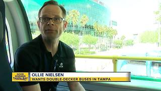 Electric and double-decker buses could help Tampa Bay's transportation woes - Video