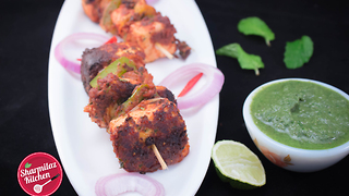 Indian cuisine: How to make paneer tikka - Video