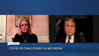 7 UpFront: Michigan congressional leaders discuss COVID-19 response