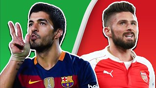 Is Luis Suárez Better Than Lionel Messi? | Winners & Losers - Video