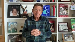 Joe Namath: Support Wounded Veterans Relief Fund
