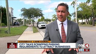 City may remove parking requirements for future businesses in South Cape