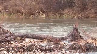 Boise River levels rise, lower than last year