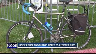 BPD partners with Bike Index - Video
