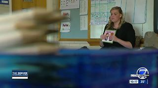 Denver teacher learns what her students really want her to know - Video