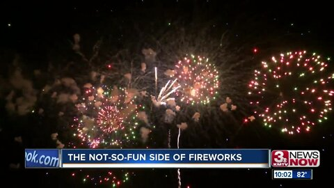 The Not-So-Fun Side of Fireworks
