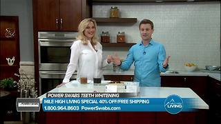 Power Swabs Teeth Whitening