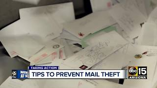 3 easy ways to protect yourself from mail theft - Video