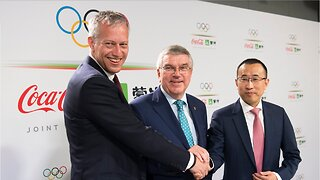 Coca-Cola teams up with Chinese dairy company in Olympic partnership deal