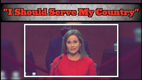 ACB Just Proved Why She Belongs On The Supreme Court