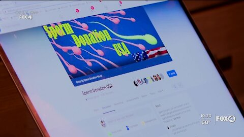Social media growing as a tool for sperm donation