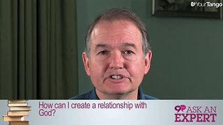 Starting a Relationship With God