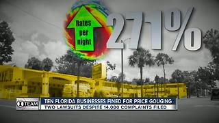 I-Team: Is Florida Attorney General Pam Bondi's tough stance on price gougers all talk? | WFTS Investigative Report - Video