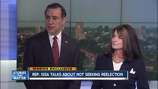 Rep. Darrell Issa endorses Diane Harkey for 49th District seat - Video